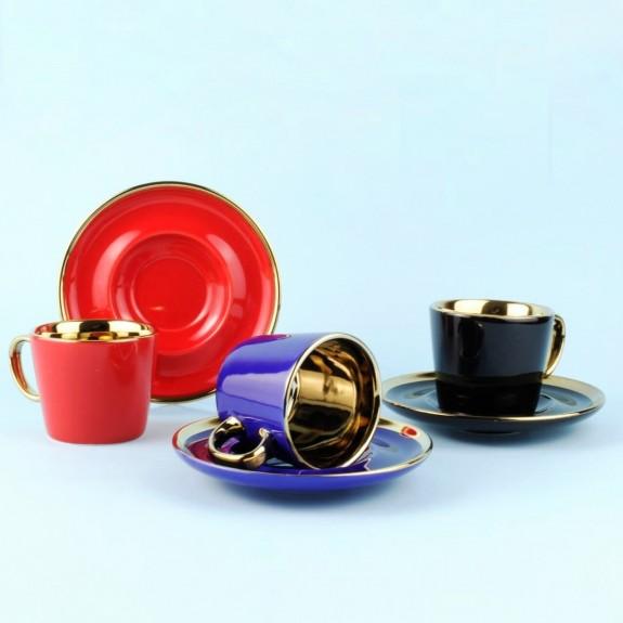 ACAR - AC Bohemian 6-Person Turkish Coffee Set