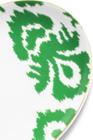 .Budai Green 12pc Dinnerware Set - Thumbnail
