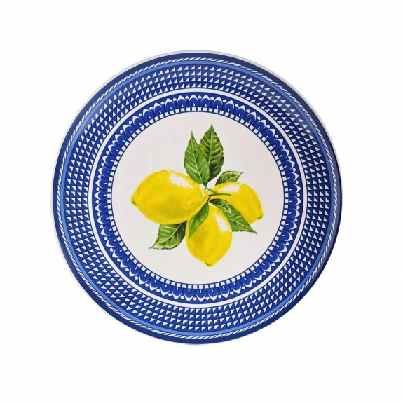 ZM DECOR - Capri 6pc Dinner Plate Set 26cm