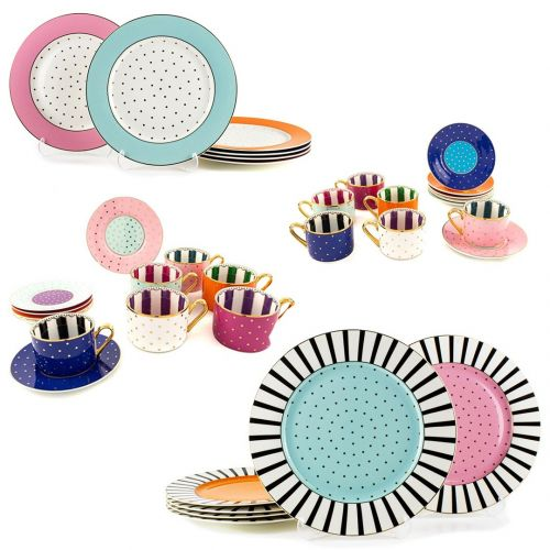 Cheerful 6-Person 32pc Full Collection