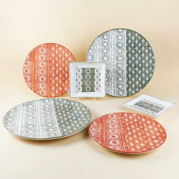 SCHAFER - .Cure 16pc Dinnerware Set