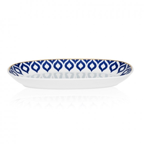 Damla Serving Dish 35cm - Thumbnail