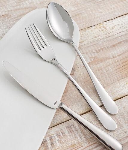 Epsilon Plain 18pc / 42pc Cutlery Set
