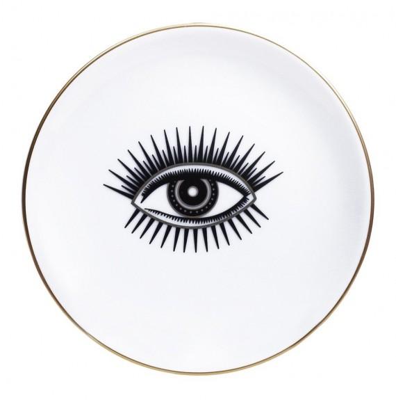 ZM DECOR - Goz 4pc Breakfast Plate Set 23cm
