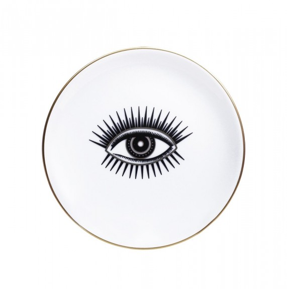 ZM DECOR - Goz 4pc Dessert Plate Set 17cm