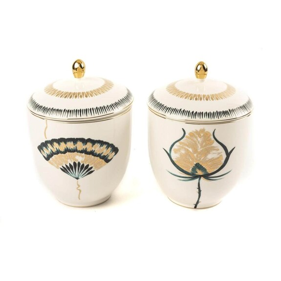 MIKASA MOOR - Grace 2pc Spice Container Set