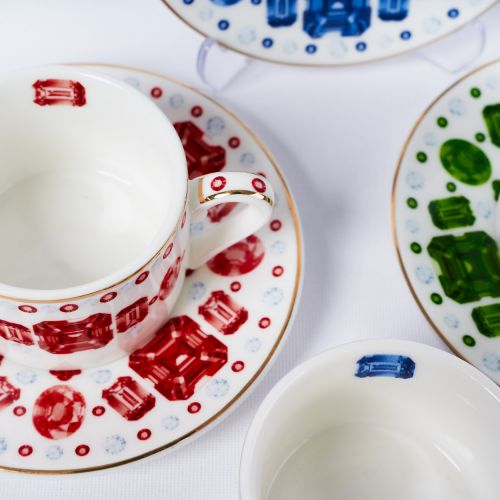 .Jewel 6-Person 42pc Full Collection