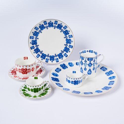 Jewel 6pc Dinner Plate Set 27cm