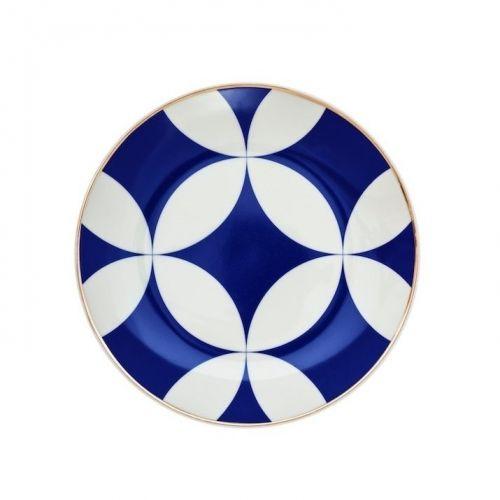 Mavili 4pc Breakfast Plate Set 23cm