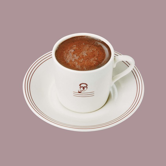 Mehmet Effendi 2-Person Turkish Coffee Set - Thumbnail