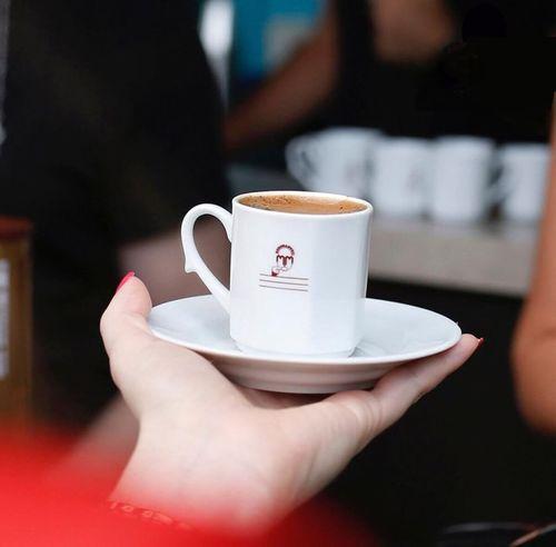 Mehmet Effendi 2-Person Turkish Coffee Set
