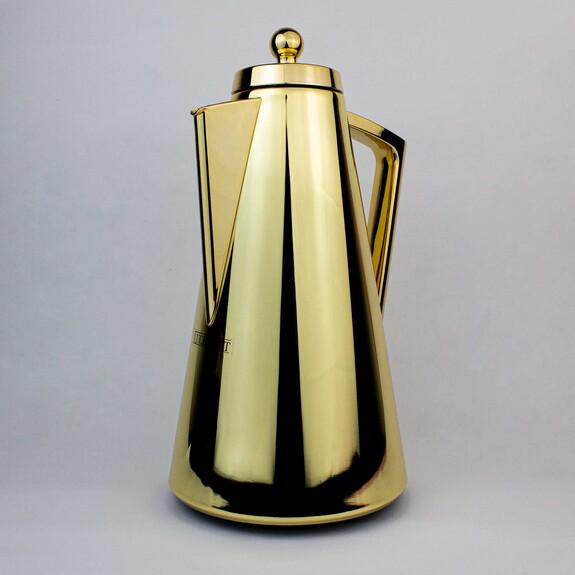 'Miriam Gold 1 lt Thermos Flask - Thumbnail