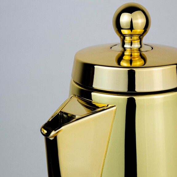 Miriam Gold 1 lt Thermos Flask - Thumbnail