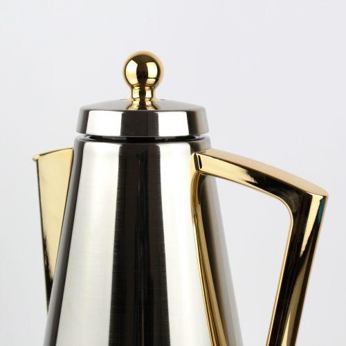 'Miriam Silver 1 lt Thermos Flask