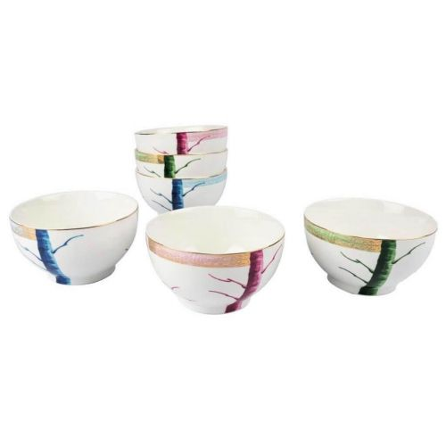 New Grace 6pc Bowl Set 13cm