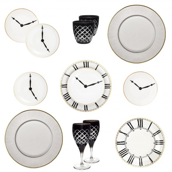 ZM DECOR - Saat 6-Person 30pc Full Collection