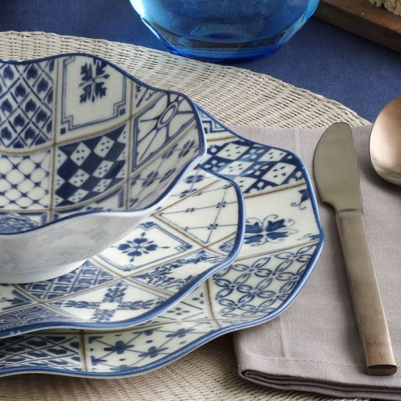 .Samara 24-Piece Dinnerware Set - Thumbnail