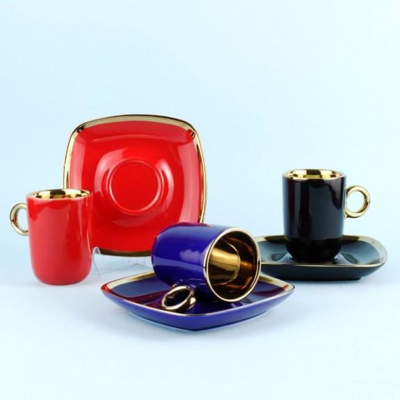 ACAR - AC Surprise 6-Person Turkish Coffee Set
